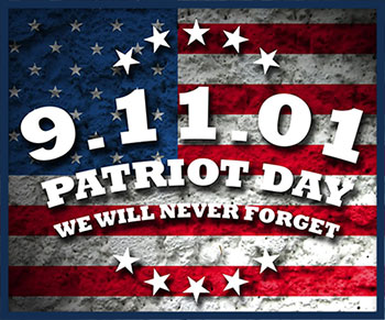 Patriot Day 9/11