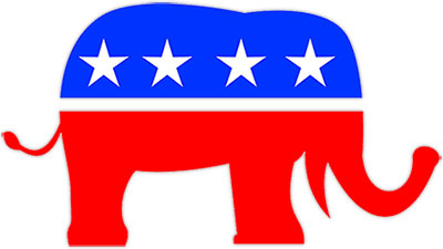 Clip Art Political Clipart free political clipart graphics republican elephant