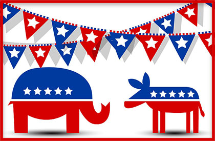 Free Political Clipart - Graphics