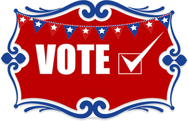 Clip Art Political Clipart free political clipart graphics check the box and vote