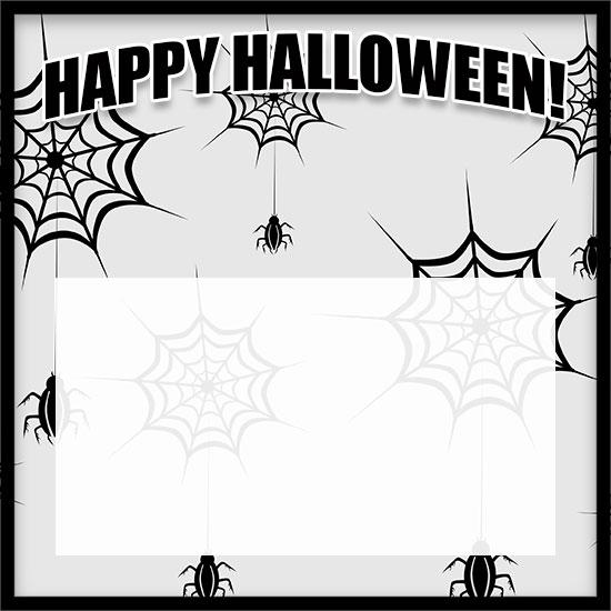 Free Halloween Borders - Happy Halloween Border Clipart