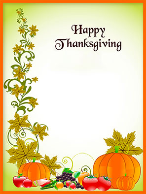 Black Grandparents Day Clip Art Free Thanksgiving Bord...