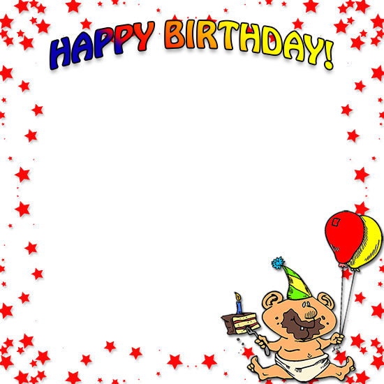 free birthday borders happy birthday border clip art rh fg a com birthday cake border clip art birthday card borders clip art