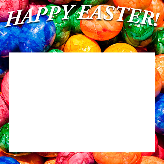 Free Easter Borders