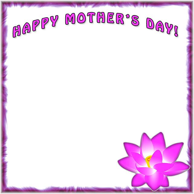 Mother S Day Borders Free Mothers Day Border Clip Art