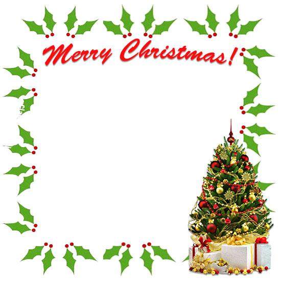 Christmas Decorations Borders