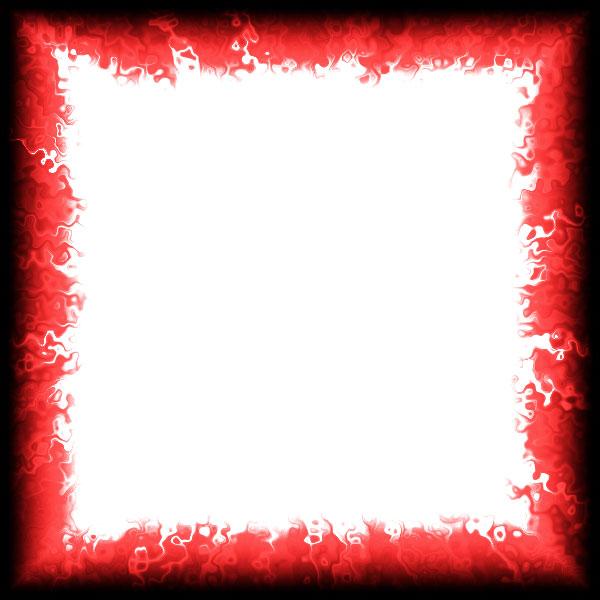 Free Clip Art Borders - Red - Black - Frames