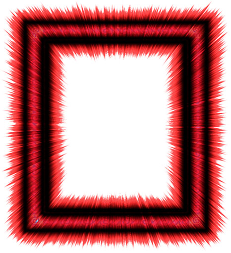 Free Clip Art Borders Red Black Frames