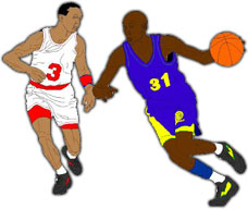Basketball moving. Free animated gifs animations