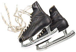 hockey skates black