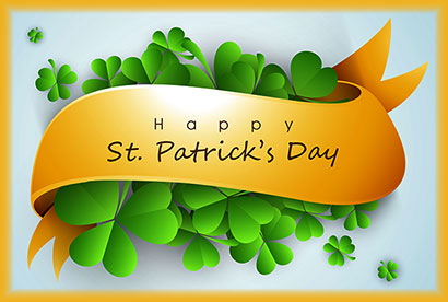 photo about Free Printable Clipart for St Patrick's Day named Free of charge Saint Patricks Working day Gifs - St. Patricks Working day Clipart