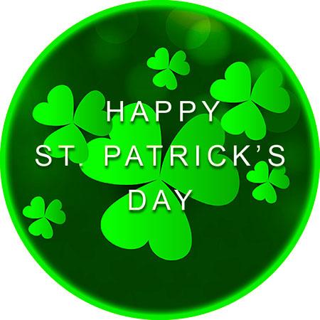 Free Saint Patrick's Day Clipart - Leprechauns, Backgrounds