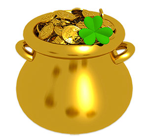 saint patricks day clipart green beer leprechauns and