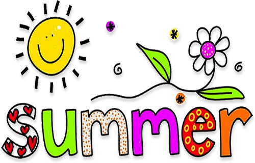 Free Summer Clipart - Animations - Happy Summer