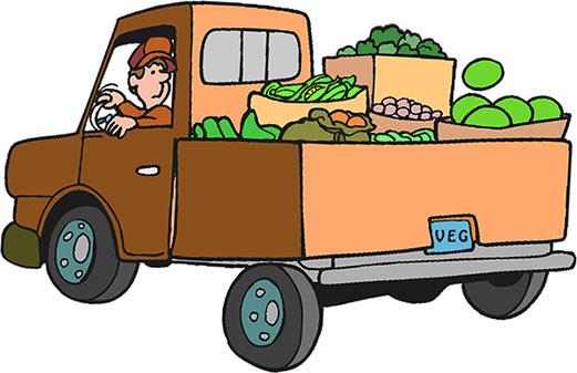 Truck Clipart - Truck Gifs - Free