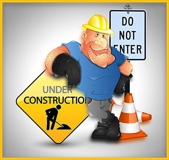 Under construction animated gif 90s