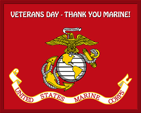 Thank You Marine