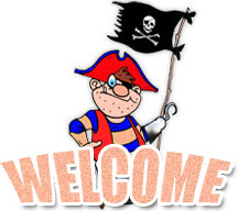 welcome from pirate