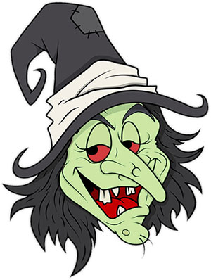 Witch Animation Clipart (#899664) - PinClipart