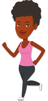 Free Women Animations Women Clipart
